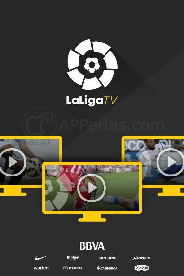 App para ver fútbol en iPhone