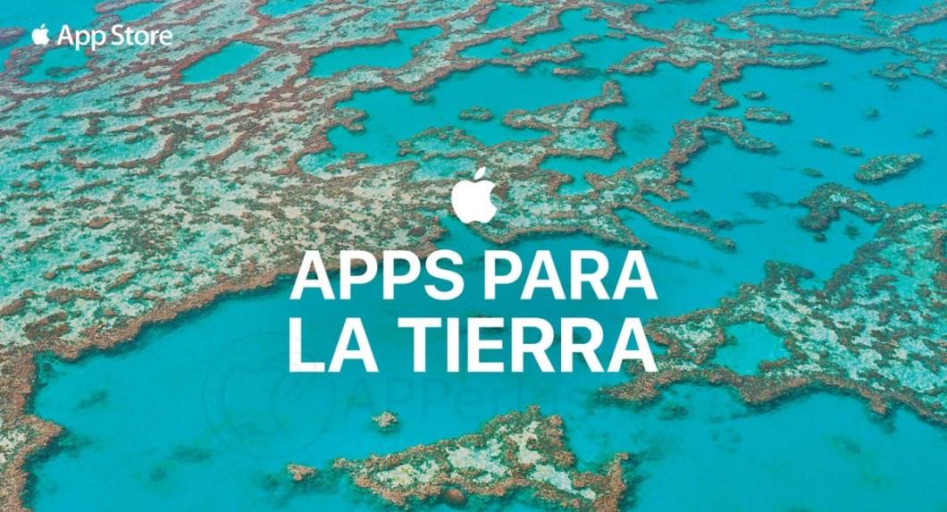 Apps para la tierra Apple
