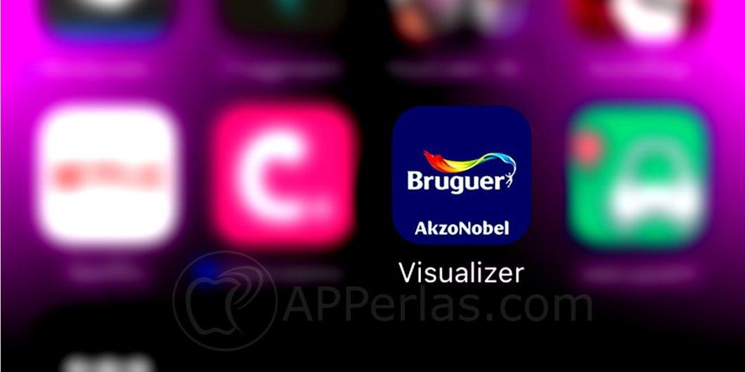Bruguer app para pintar paredes