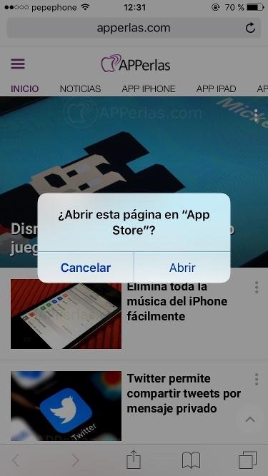 App Store de EE.UU. 2