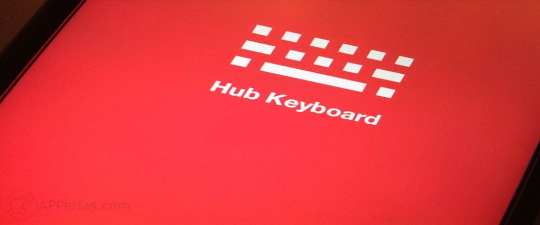 Hub Keyboard 1