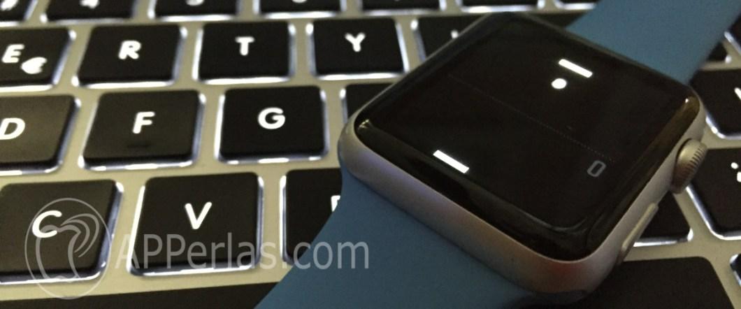 juego para el Apple Watch