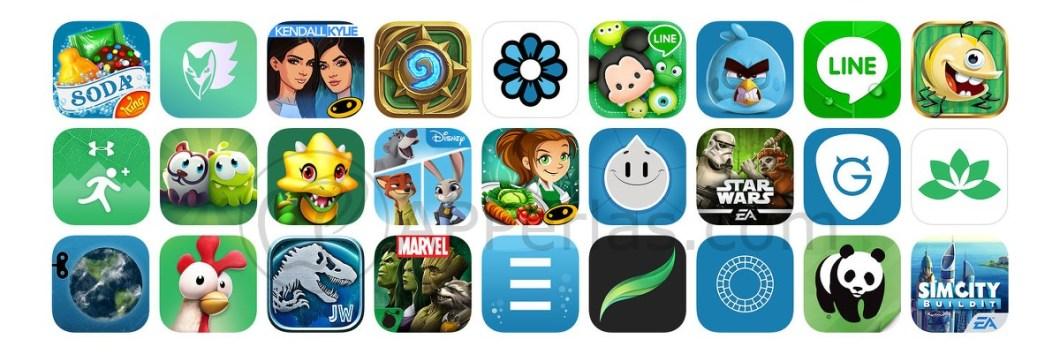 Apps para la tierra Apperlas