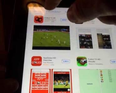 Las mejores aplicaciones para ver fútbol en iPhone y iPad