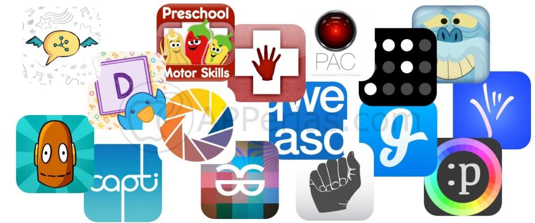 Apps de accesibilidad iPhone