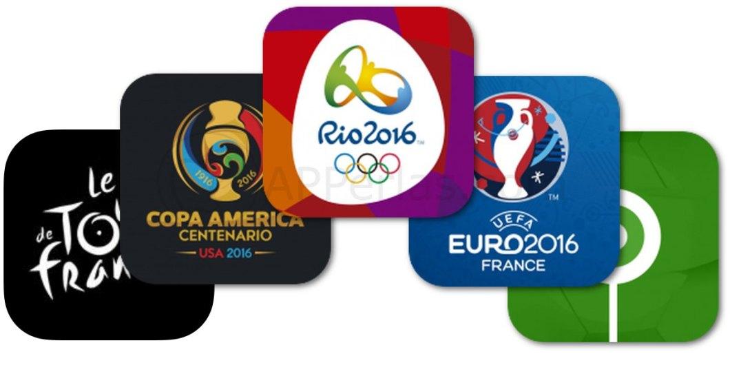 Apps verano 2016 amante del deporte