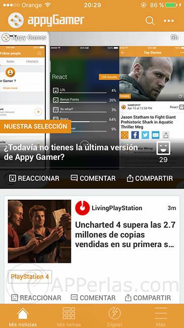 Appy Gamer 2