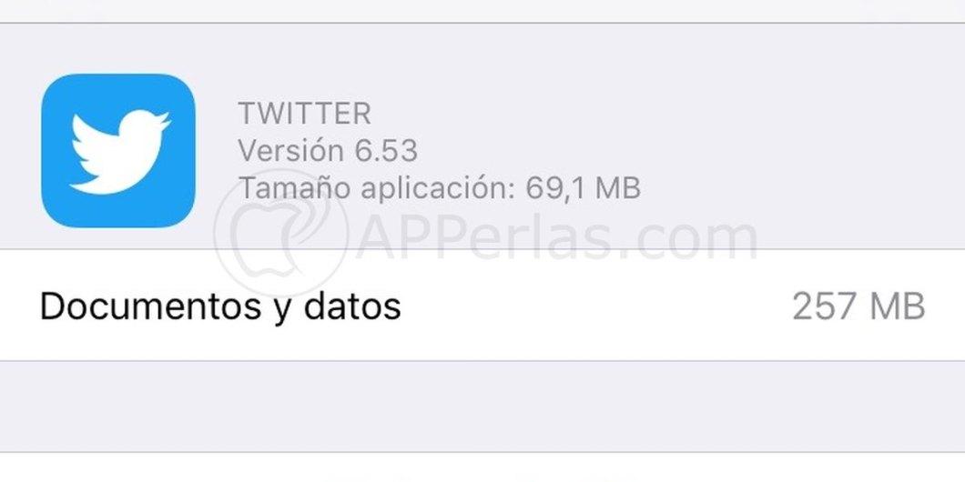 Caché iOS