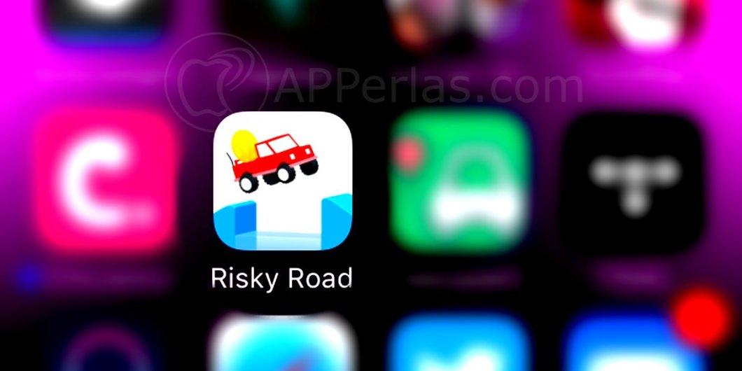 Risky road app