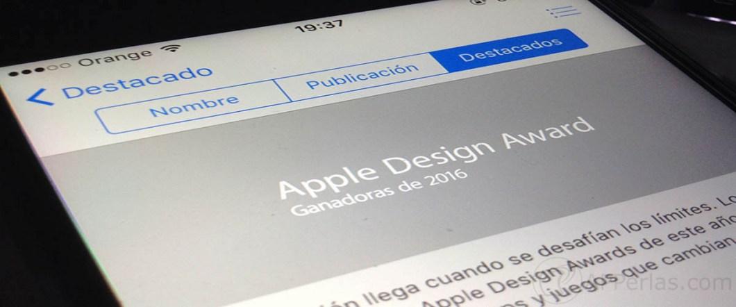 Apple Design Awards 1