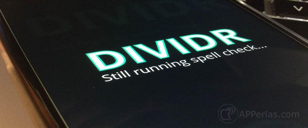 Dividr 1