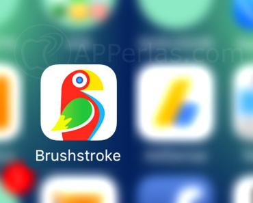 Brushstroke app