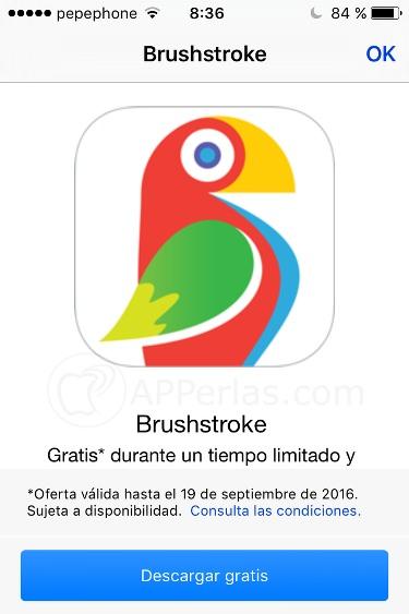 Brushstroke descargar gratis