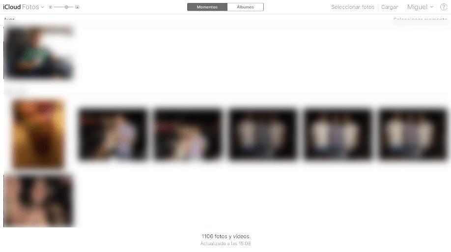 fotos de iCloud 1