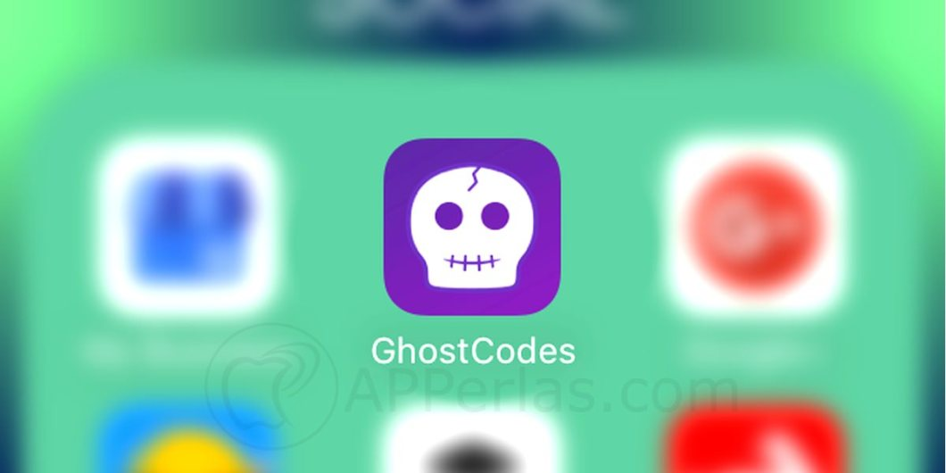 Ghostcodes app ios