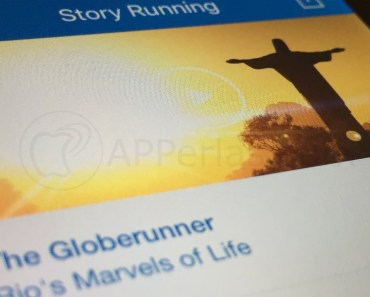 The Globerunner Runtastic