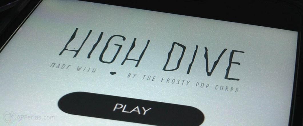 High Dive 1