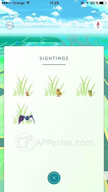 actualización de pokemon go 2
