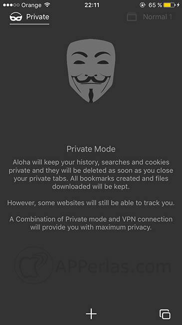 Aloha Browser 2