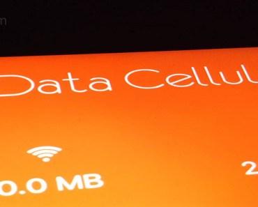 Controla tu tarifa de datos con Data Cellular Counter