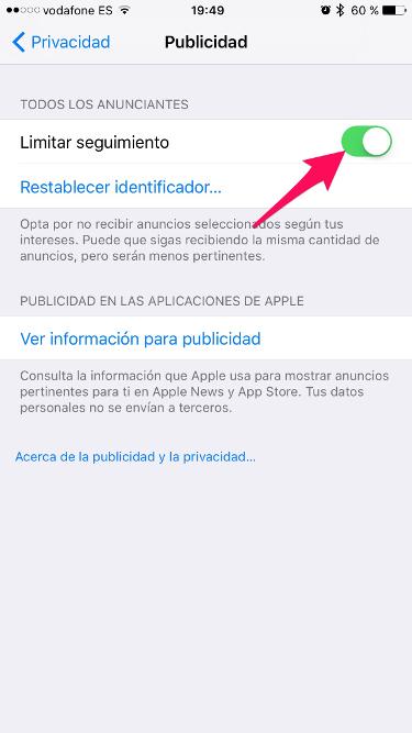 publicidad en la App Store 2