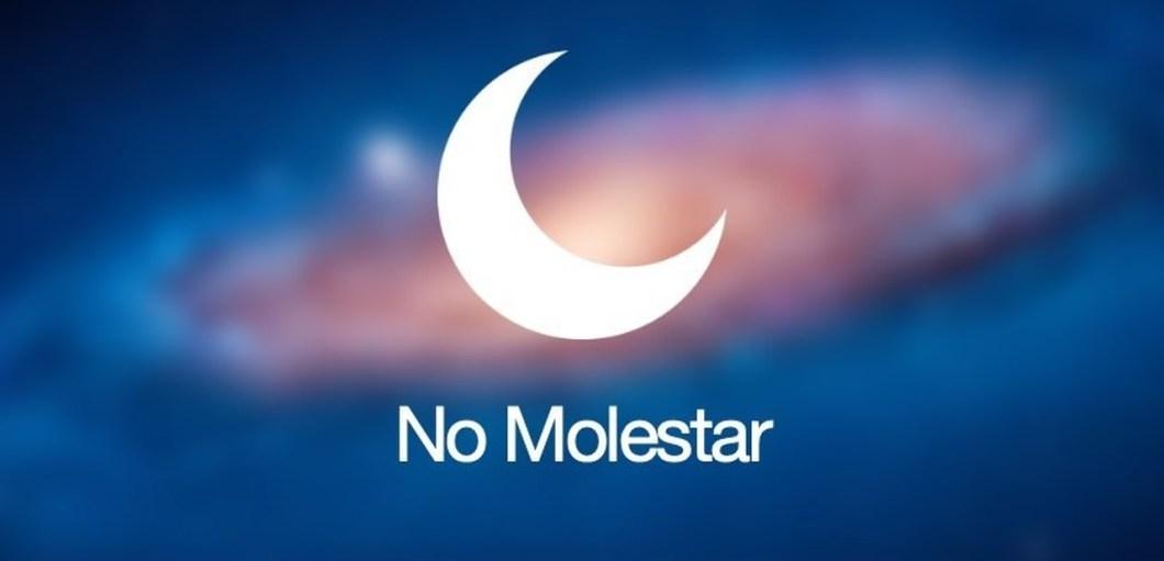 Activar No Molestar en iOS