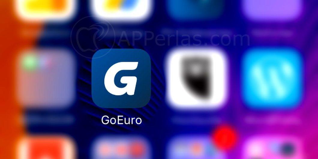 Goeuro app compara precios para viajar