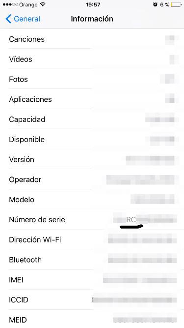 iPhone 6s afectados 1