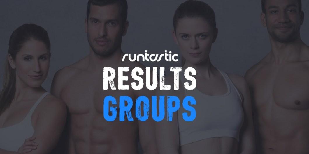 runtastic results groups para motivarnos