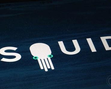 Nueva actualización de Squid celebrando su primer millón de descargas