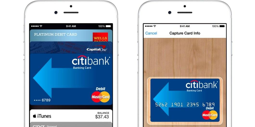 Vincular tarjeta a Apple PAY