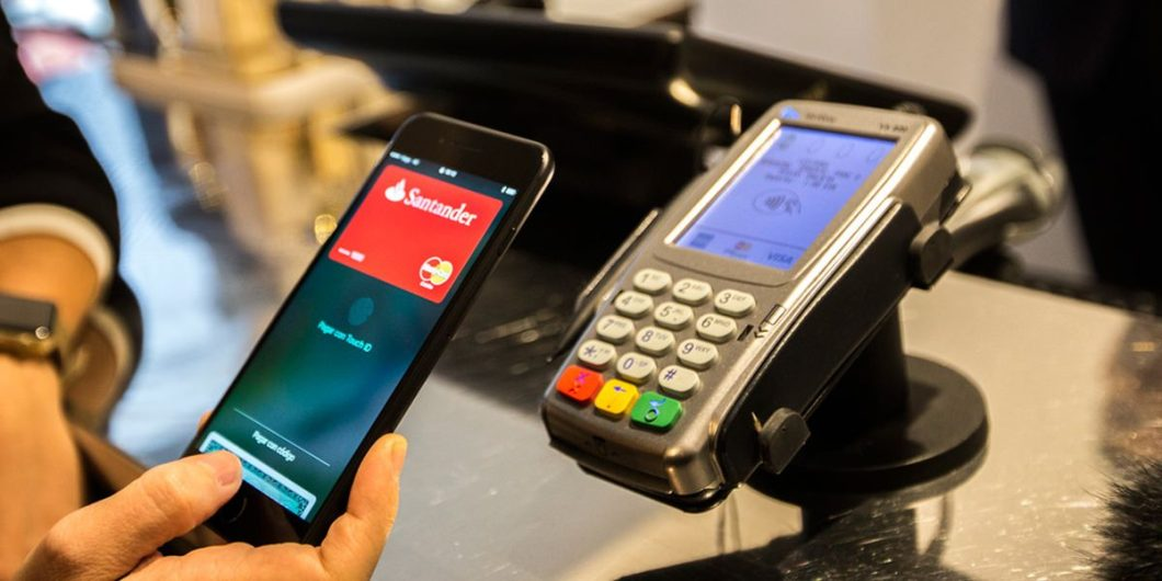 Apple Pay con el iPhone