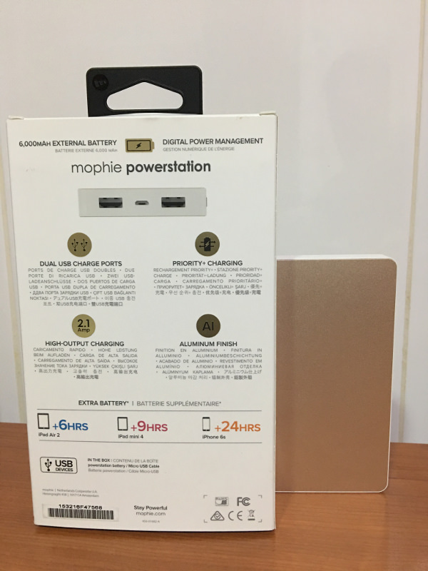 MOPHIE powerstation 6200 1