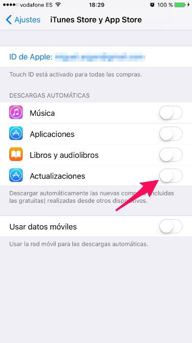 actualización automática 1