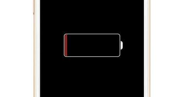 batería en los iPhone 1