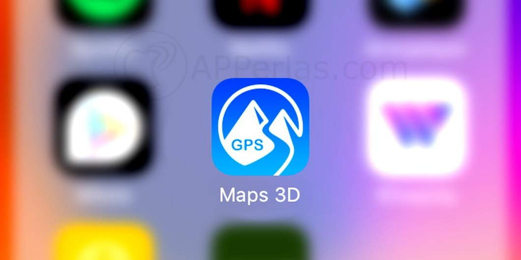 Crear rutas con Maps 3D PRO