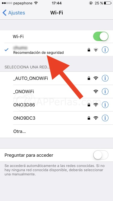 Wifi insegura