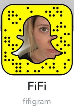 Fifigram cuentas de snapchat