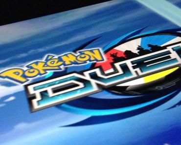 Pokemon Duel, el nuevo juego de The Pokemon Company para iOS