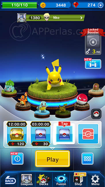POKEMON DUEL 2