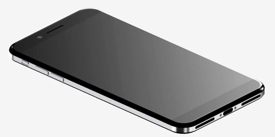 iPhone 8 diseño