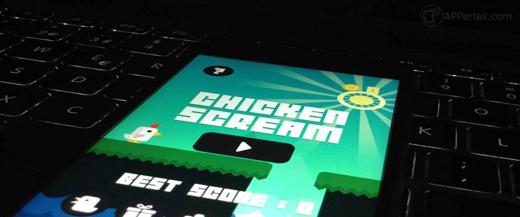 Chicken Scream 1