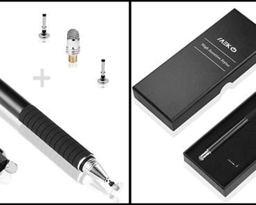 MEKO, un lápiz para iPad y iPhone bueno, bonito y barato