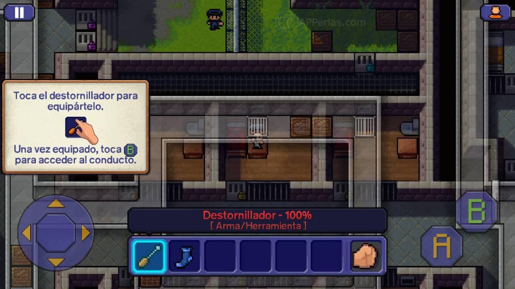 The Escapists juegos adictivos para iPhone