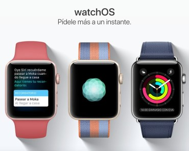 apple watchos 3.2