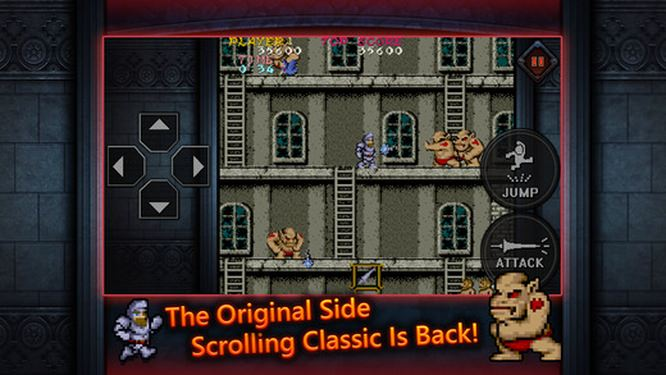 Ghosts n Goblins iOS