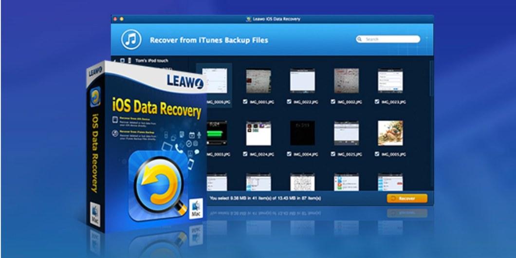 Leawo iOS Data Recovery