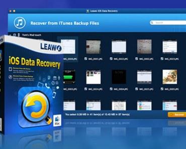 Leawo iOS Data Recovery, un práctico programa de recuperación de datos para iOS