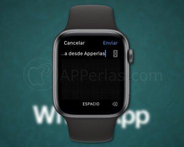 Escribe en WhatsApp desde el Apple Watch y contesta tus mensajes