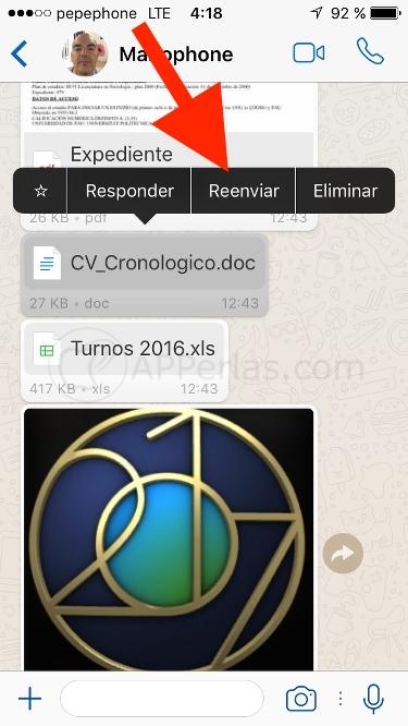 App Whatsapp de almacenamiento en la nube